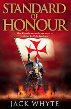 NEW BOOK Standard of Honour by Jack Whyte (Paperback)