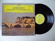 Bizet Carmen-Suite Berlin Philharmonic Herbert Von Karajan Vinyl LP DG 2530 128
