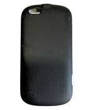 GENUINE Motorola Cliq MB501 BATTERY COVER door BLACK cell phone back panel