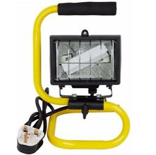Halogen Work Light Portable LED With 1m Cable For Outdoor Security 120 Watt