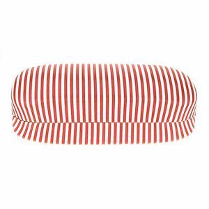 Sunglasses & Glasses Protective Hard Case Rectangular Stripe Print