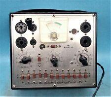 EMC Model 213 Tube Tester