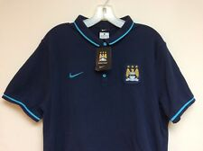 NWT Men's Nike Manchester City Football Club English Premier League Polo Shirt