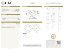 1.00 Carat Loose J/ VS1 Round Brilliant Cut Diamond GIA Certified