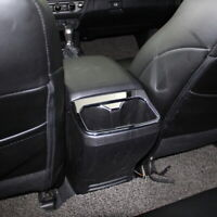Chrome rear seat armrest cup holder panel cover trim for 2015-2020 TOYOTA Tacoma