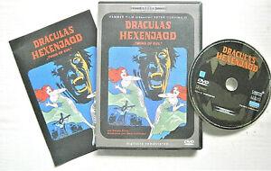 Peter Cushing in DRACULAS HEXENJAGD-DVD-Hammer Horror,Hexen-Koch Media-Top copy!