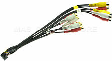 KENWOOD KVT-516 KVT516 GENUINE RCA AUDIO/VIDEO CABLE *PAY TODAY SHIPS TODAY*