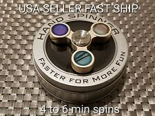 Spinner Fidget Toy All Metal Super Fast Long long Spin Ceramic High Quality hot