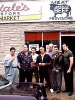 The Sopranos Mafia Gangsters TV Series Gigantic HD Print Art POSTER Wall Decor
