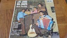 LOS LOBOS DEL NORTE - NAVE PERDIDA - LP