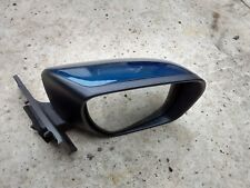 plate Right Driver side Wide Angle Wing door mirror glass for Mazda MPV 1999-06