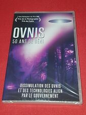 """DVD """" OVNIS 50 Ans de Déni """" NEUF sous blister"""