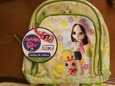 Blythe doll Littlest Pet Shop NWT  kids backpack toddler school NEW