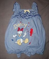 barboteuse coton  occasion  daisy disney taille 3-6 mois