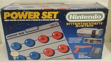 Nintendo NES Power Set Complete in Box CIB