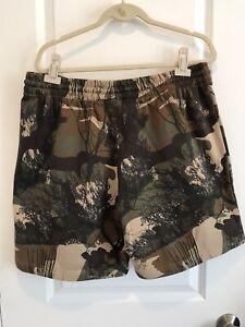 Adidas Originals Camo AOP Shorts Mems sz XL NEW