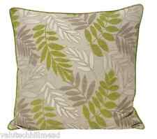 Riva Home Fern Cushion Cover (55x55cm) (Green)