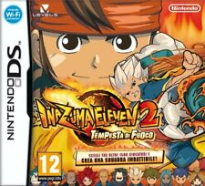Inazuma Eleven 2 - Tempesta di Fuoco Nintendo DS COME NUOVO