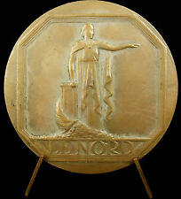 Médaille Journal Le Nord à Emile Charles Dujardin 1950 Medal