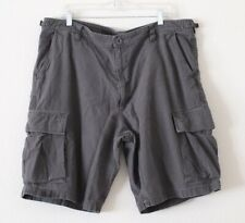 VANS Mens Size 40 Gray Cargo Pocket Shorts