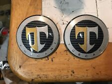 2005 Hyundai Tiburon Tuscani Emblem Set Price Reduced
