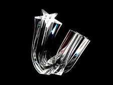 Steuben Crystal Star Stream Figurine Paperweight #8567 by Neil Cohen