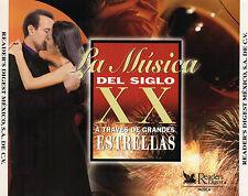 LA MUSICA DEL SIGLO XX   Reader's Digest  México 5 CD's 1999 !