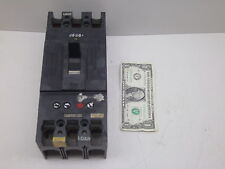 GE 150A AMP 3P POLE TRIPLE CIRCUIT BREAKER USED SEE PHOTOS FREE SHIPPING!!!