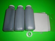 3 HY 120g Refill Toner Brother TN-350 TN350 HL-2040 2070 + Gear MFC7220 MFC7225N