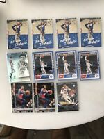 2019-20 Chronicles Matisse Thybulle Lot 11 Cards Including Luminance Green