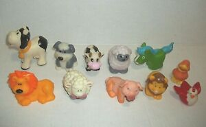 Generic, Off Brand, Little Tikes, SML & More Little People Like Animals FIGURES