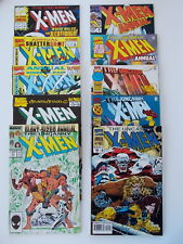 10x The Uncanny X-MEN-N. 1, 8, 11, 13, 15 - 18 + 1996/99 - US Comic/z.1/1 -