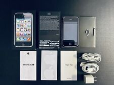 Apple iPhone 3G S with Matching Box - 8GB - Black (AT&T) A1303 (GSM)