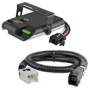 Curt Venturer Brake Control & Wiring Harness Kit for QX56/QX80/Titan/Pathfinder