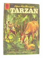 1961 Dell  Vol.1 # 127 Tarzan Edgar Rice Burroughs The Sportsman Comic Book