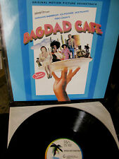 BAGDAD CAFE ost/colonna sonora LP- Mango 1988- made in Italy EX+ / EX