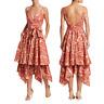 Johanna Ortiz Cacatua Dress Size 8 NEW