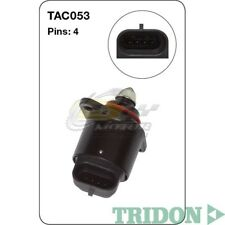 TRIDON IAC VALVES FOR Holden Frontera UES30 01/04-2.2L DOHC 16V(Petrol)