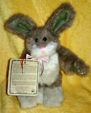 """Boyds Bears Rabbit """"Alice"""" Investment Collectables"""