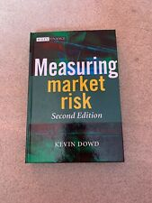 Measuring Market Risk by Kevin Dowd: Used