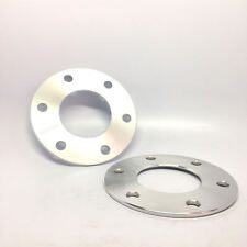 """2X Hubcentric 5mm 3/16"""" Wheel Spacers ¦ 6x5.5 (6X139.7) ¦ 14X1.5 