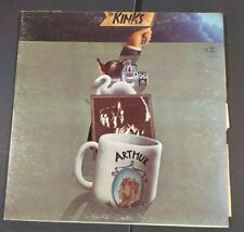 THE KINKS ARTHUR OR THE DECLINE AND FALL OF THE BRITISH EMPIRE - REPRISE LP 6366