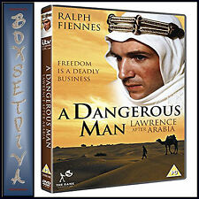 a Dangerous Man Lawrence After Arabia (ralph Fiennes Alexander Siddig) DVD