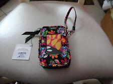 Vera Bradley Disney Smart iPhone wristlet wallet Mickey  Mouse MIdnight Pattern