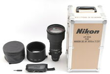 【N MINT in CASE】 Nikon AF Ai-s Nikkor ED 300mm f/2.8 IF F Mount Lens from JAPAN