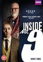Inside No. 9: Series Three DVD (2017) Reece Shearsmith cert 18 ***NEW***