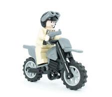 Lego Soldado Alemán 1 iaj003 Motocicleta Chase Indiana Jones Minifigura