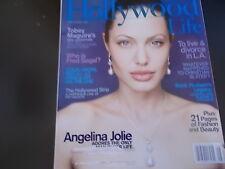 Angelina Jolie, Gabrielle Union - Hollywood Life Magazine 2003