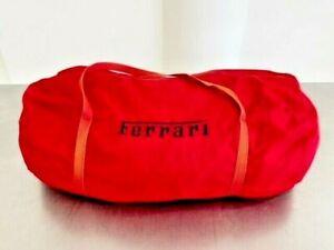 Ferrari F430 Spider Red Indoor Car Cover Kit