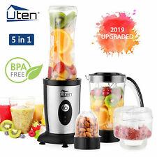 Blender Smoothie Mixeur Mixer Glace Soupe Fruits Légume Milkshake Cuisine Maison